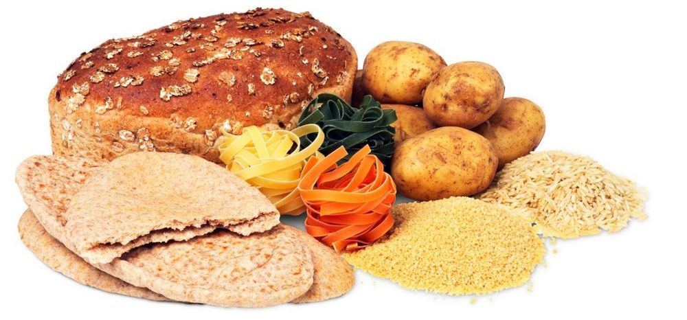 Carbohydrates for Athlete